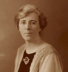 Kathleen Clarke, from the Boston College University Library