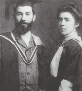 Francis and Hannah Sheehy Skeffington
