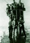 Roger Casement and Crew of U19, Kerry, April 1916