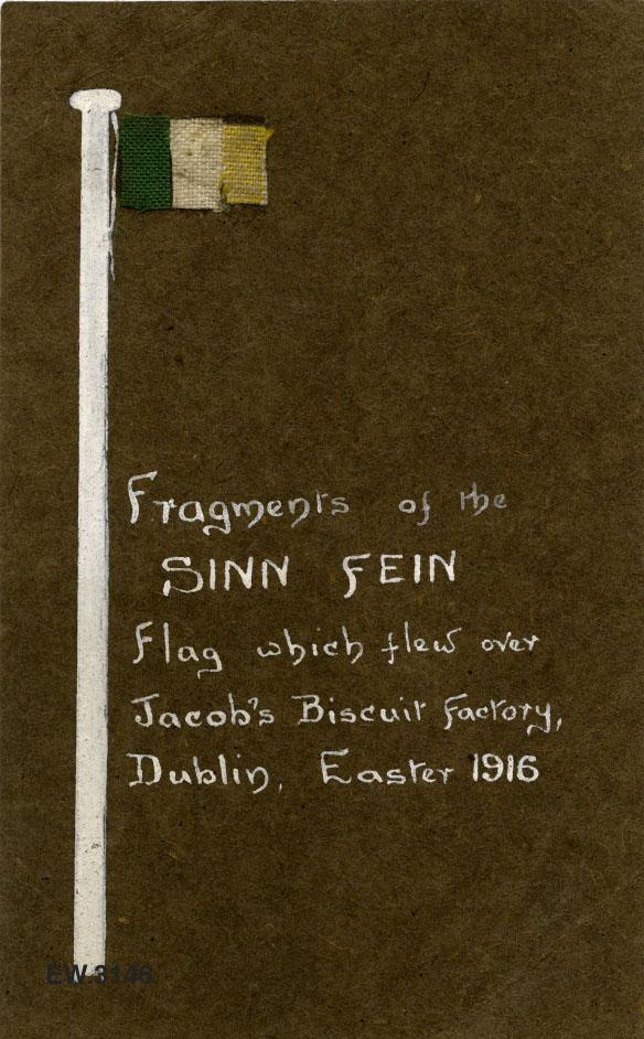 blog Jacob's Flag