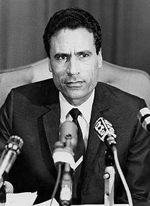 Muammar_Gaddafi,_1973 (PD Libya. The Telegraph)